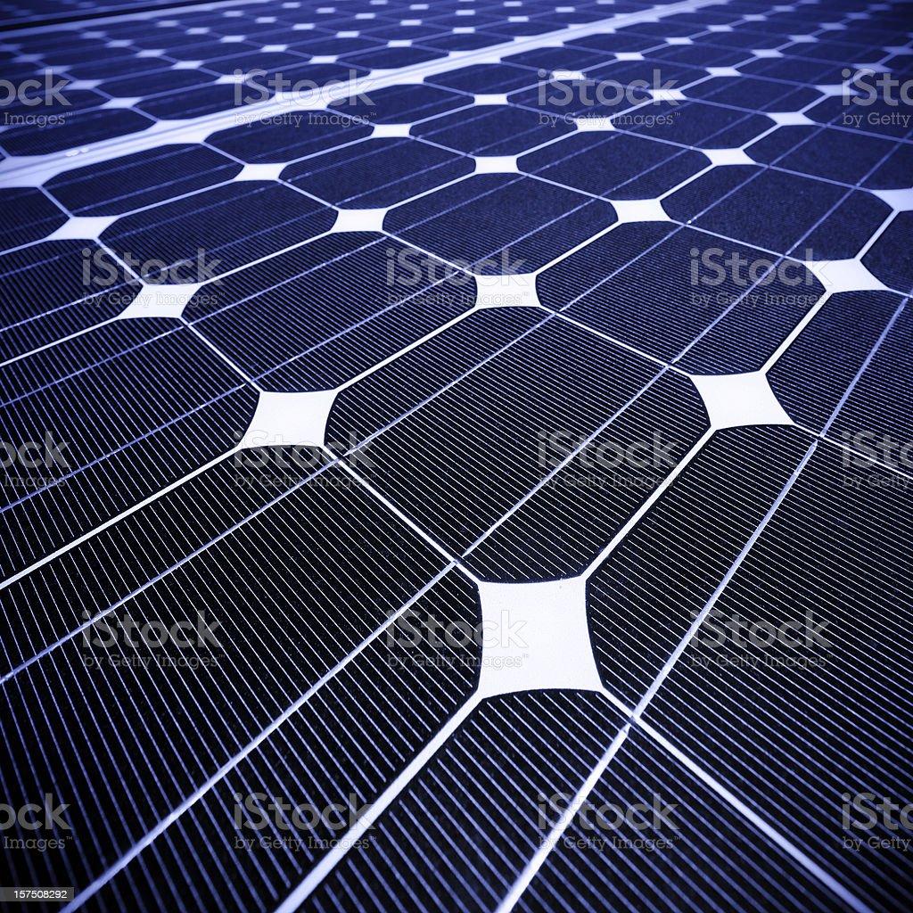 Solar Power panel royalty-free stock photo