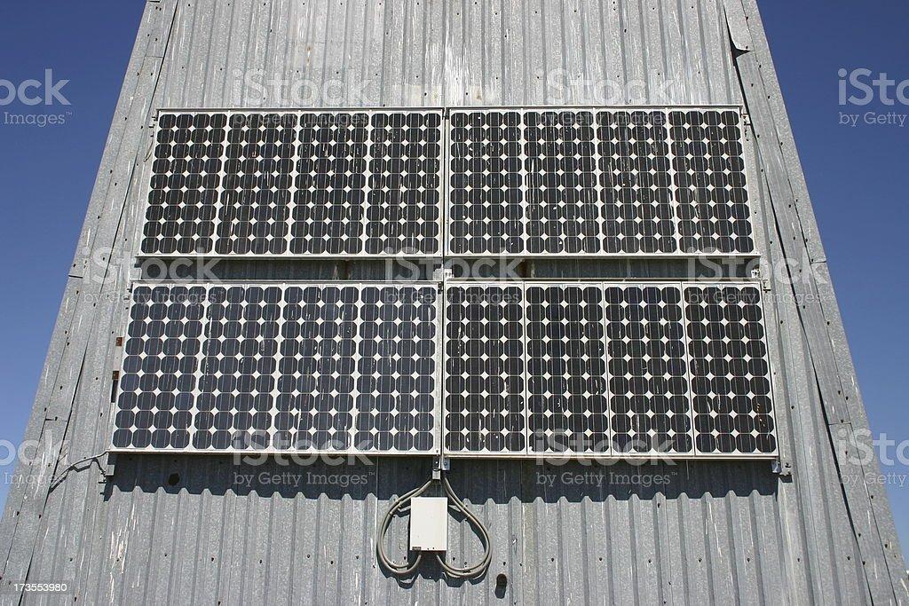 solar power #1 royalty-free stock photo