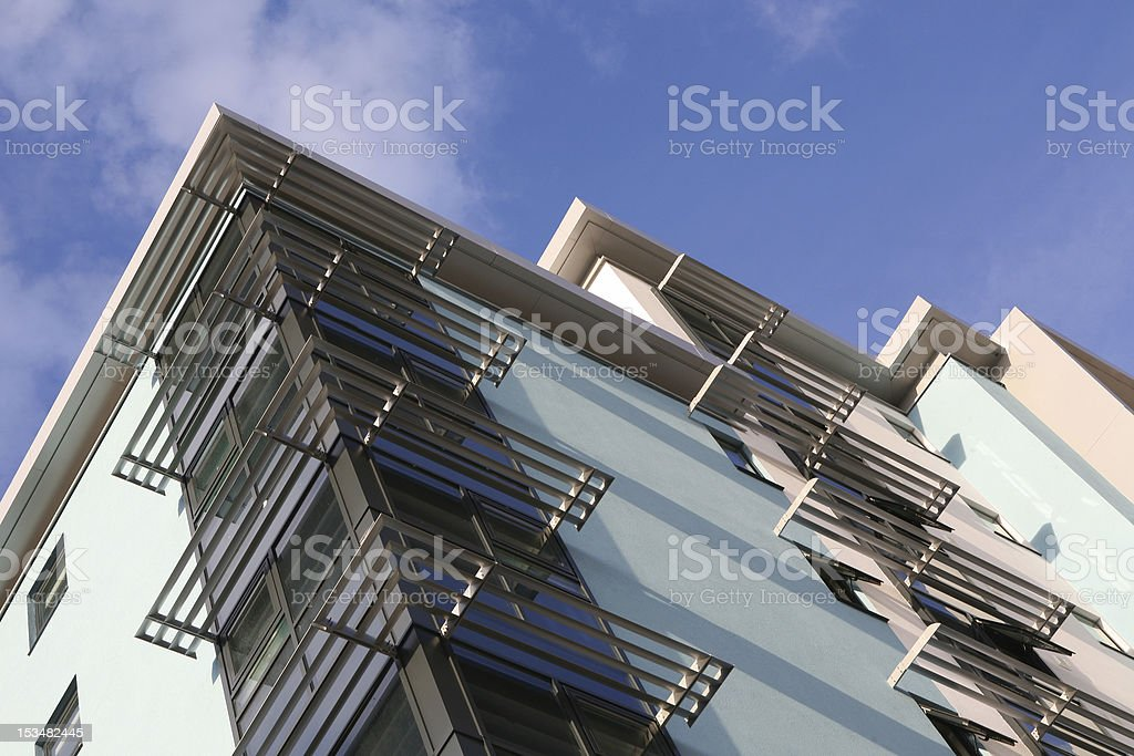 Solar Shading royalty-free stock photo