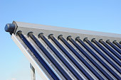 Solar water heating (SWH) systems use solar panels, called collectors