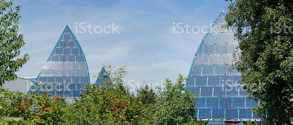 Solarenergy (image size XXL) royalty-free stock photo
