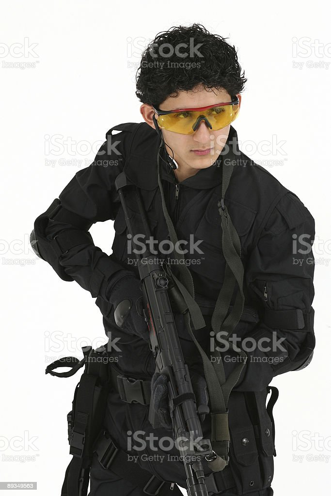 Soldier6 stock photo