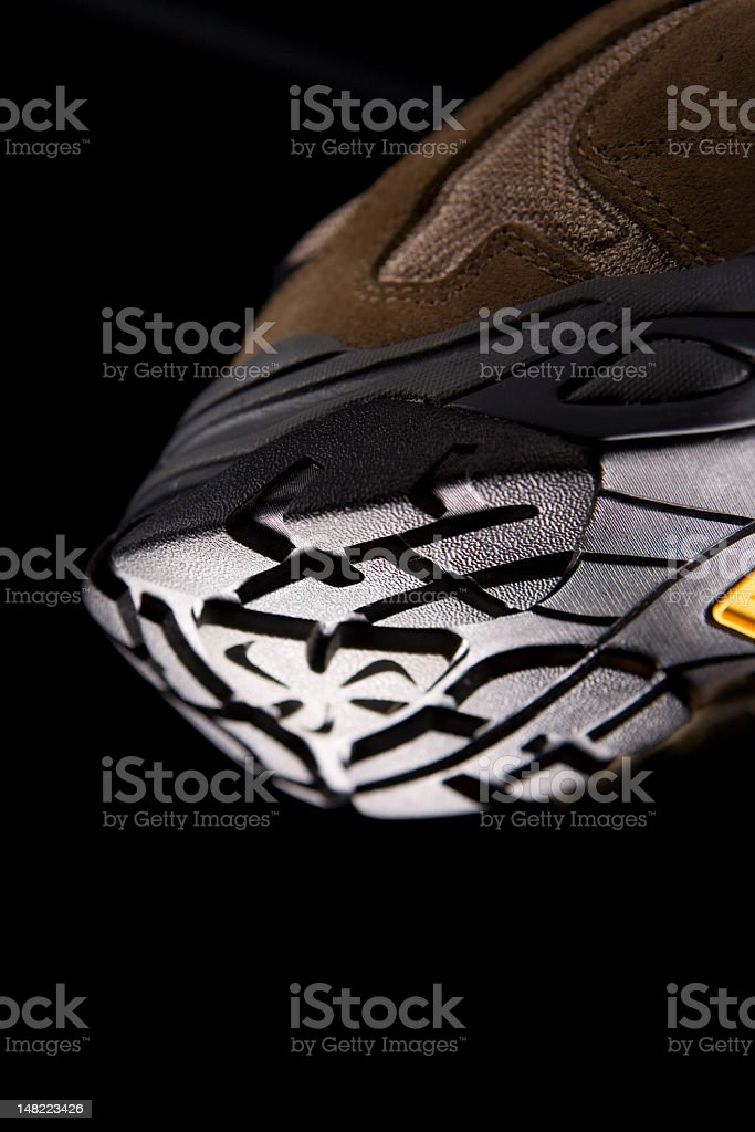 Sole Of Shoe stock photo
