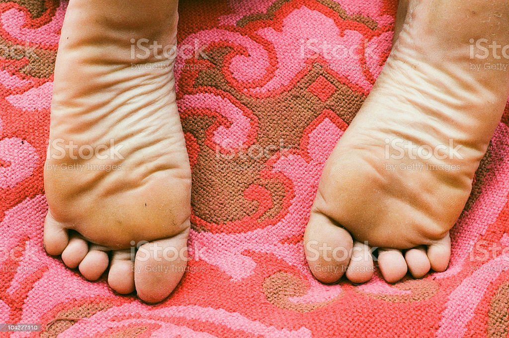 Soles royalty-free stock photo