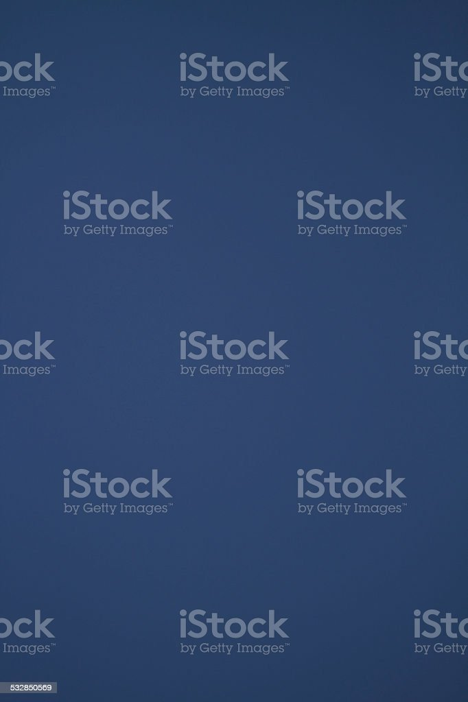 Solid blue sky stock photo