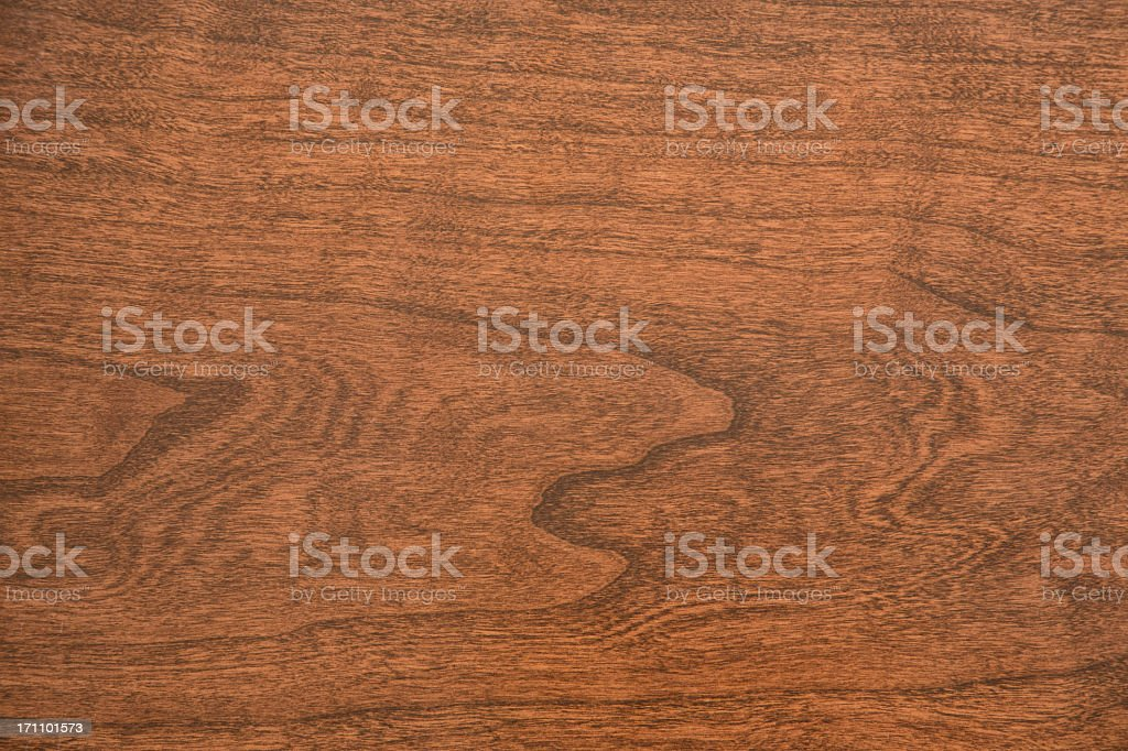 Solid Cherry Wood Background royalty-free stock photo