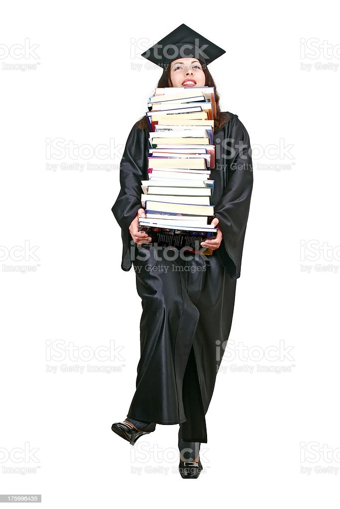 Solid knowledge royalty-free stock photo