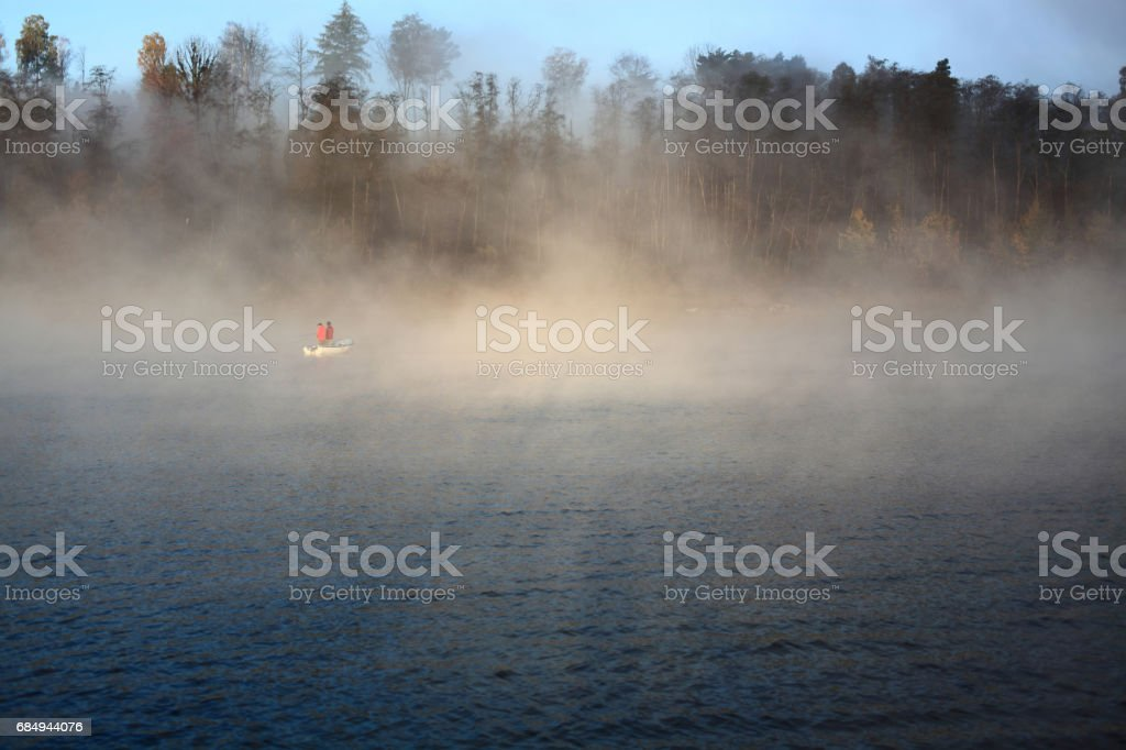 Solina Lake stock photo