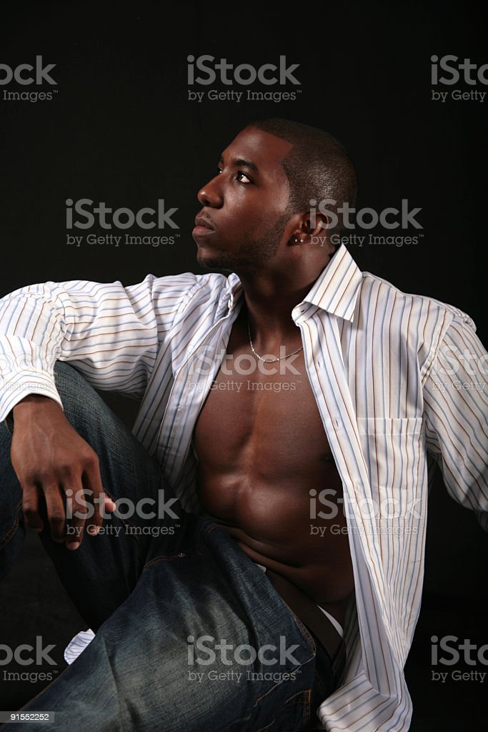 Solitary stock photo