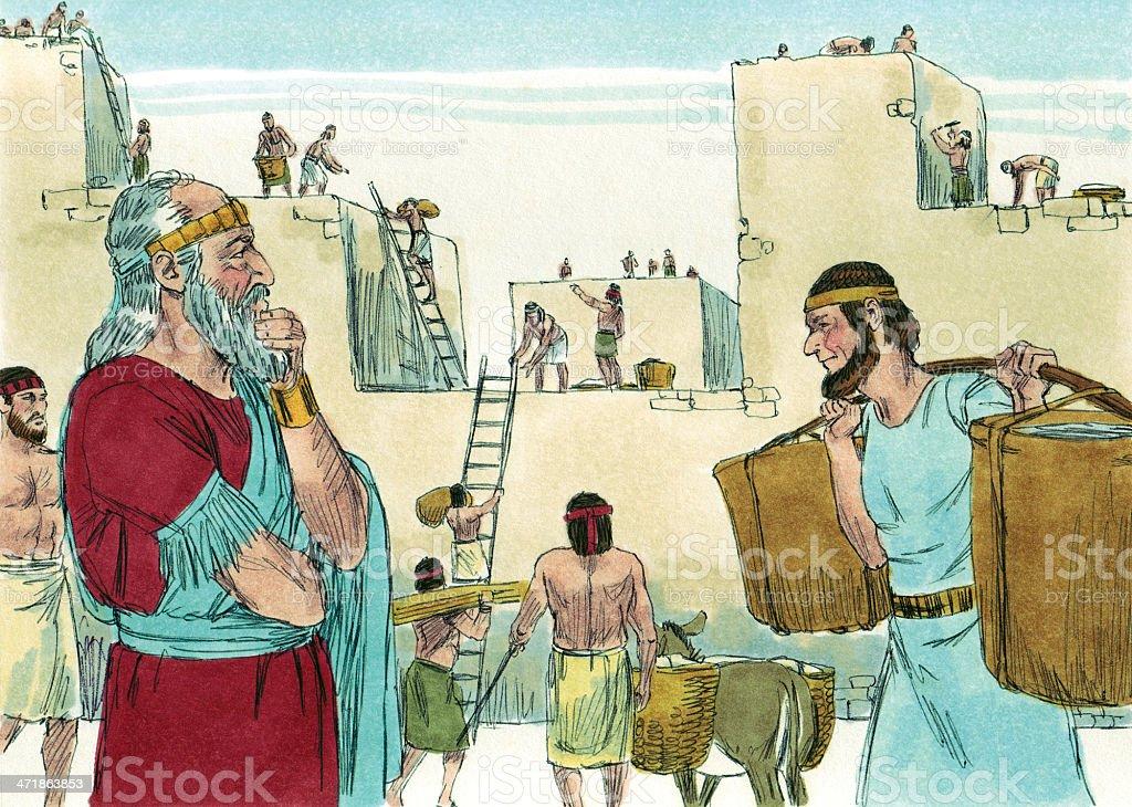 Solomon Watches Jeroboam stock photo
