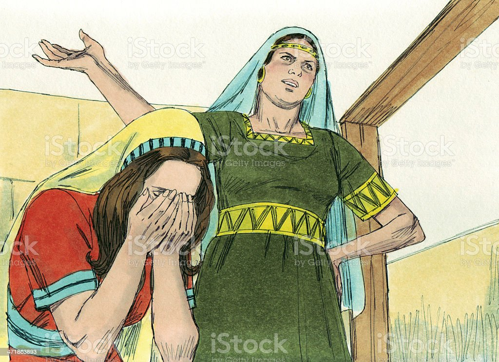 Solomon--Second Woman's Baby Died royalty-free stock photo