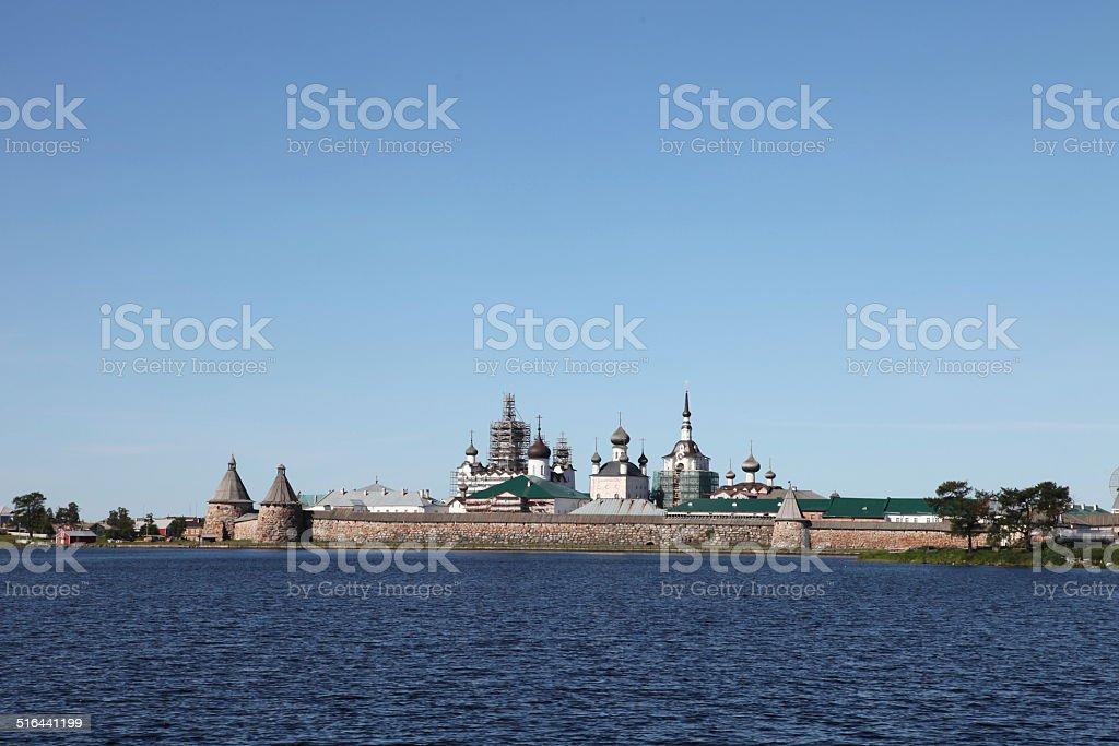 Solovetsky Islands (Solovki) stock photo