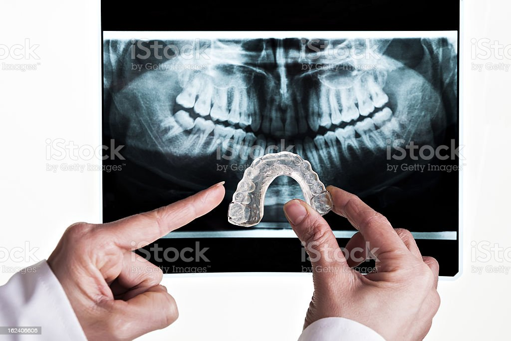 solution dental stock photo