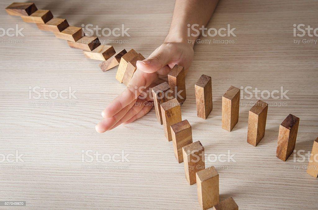 Solution stock photo