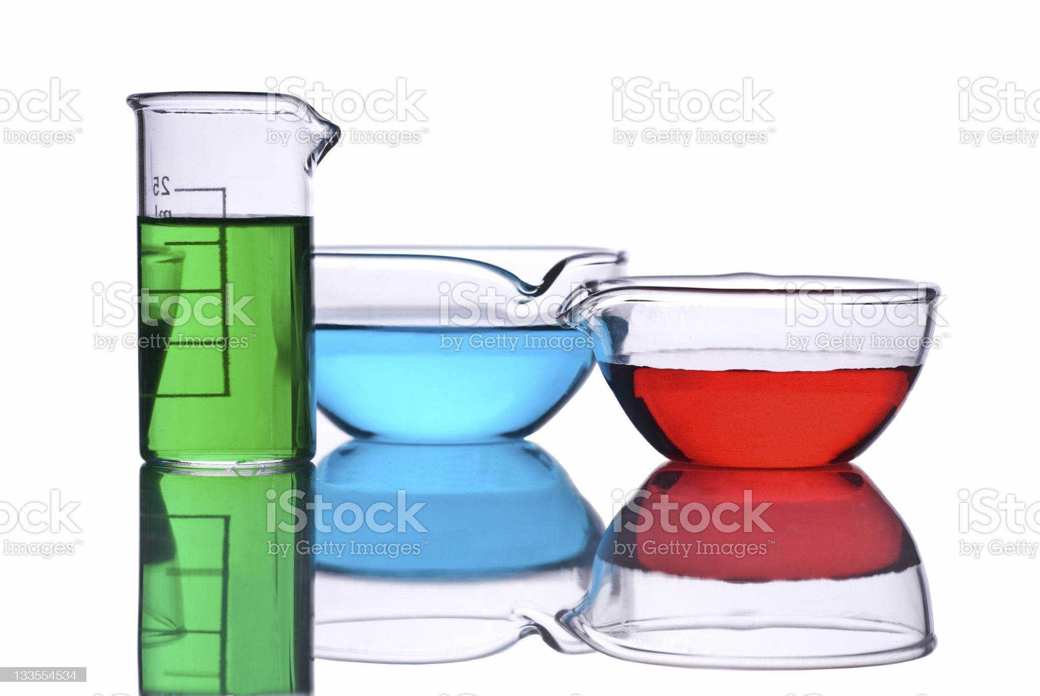 RGB solutions royalty-free stock photo