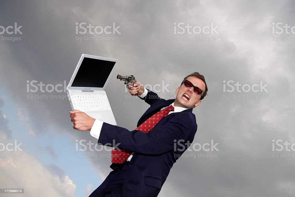 IT Solutions stock photo
