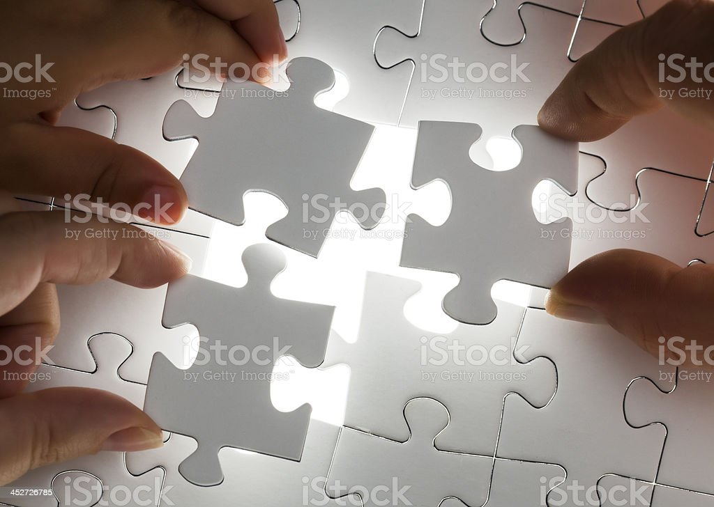 Solutions royalty-free stock photo