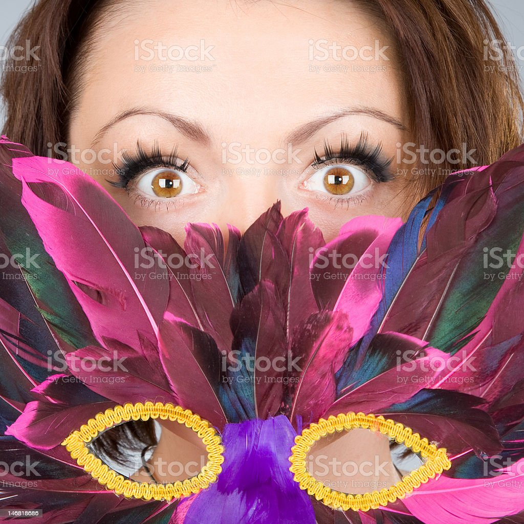 Solve the mystery royalty-free stock photo