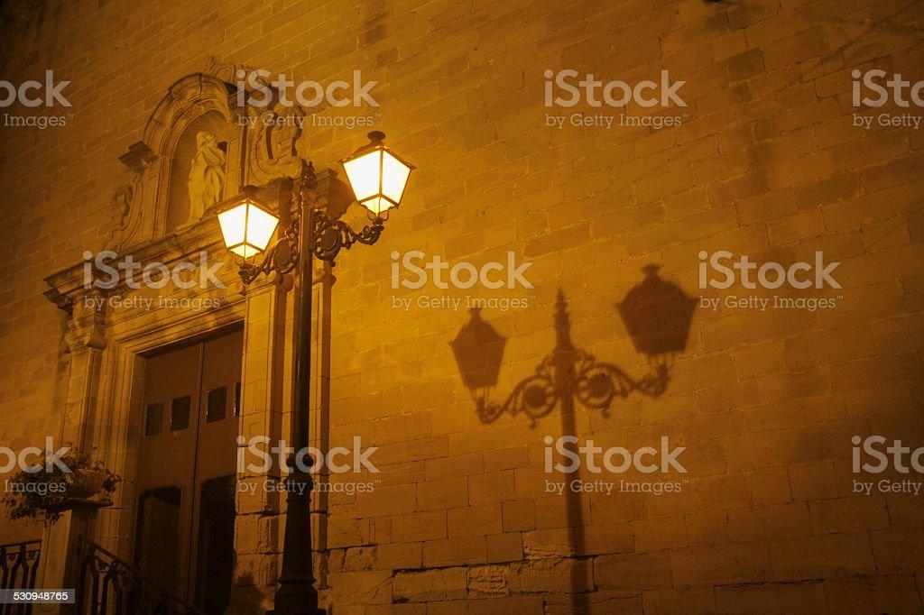 Sombras stock photo