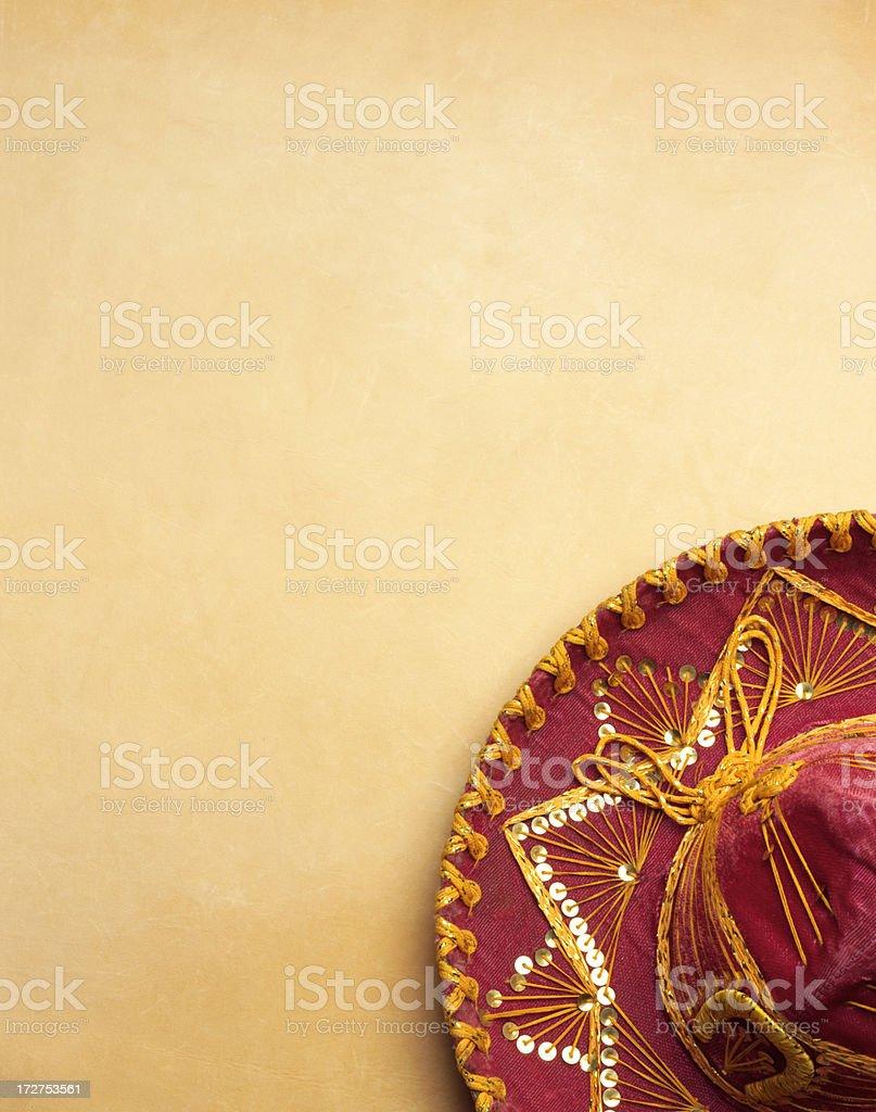 Sombrero stock photo