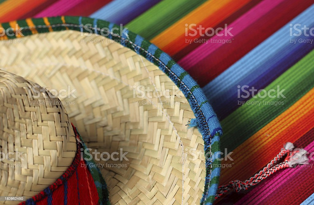 Sombrero royalty-free stock photo