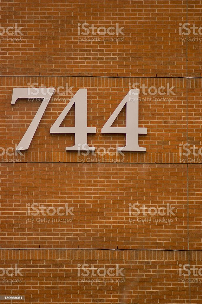Some call it home royalty-free stock photo