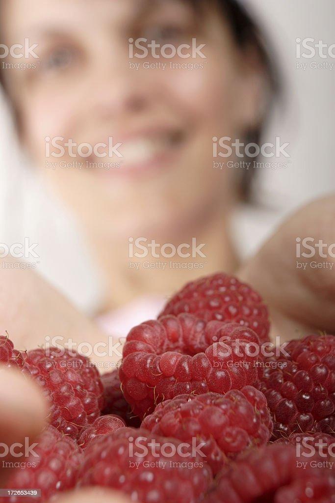 Alcuni frutti? 2 foto stock royalty-free