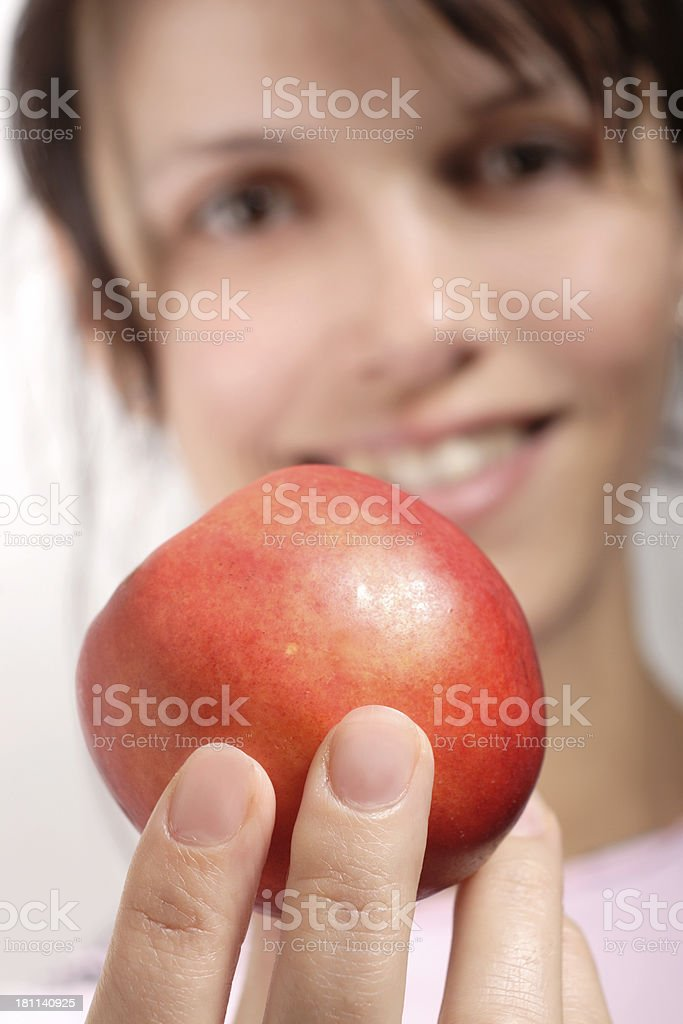 Alcuni frutti? 3 foto stock royalty-free