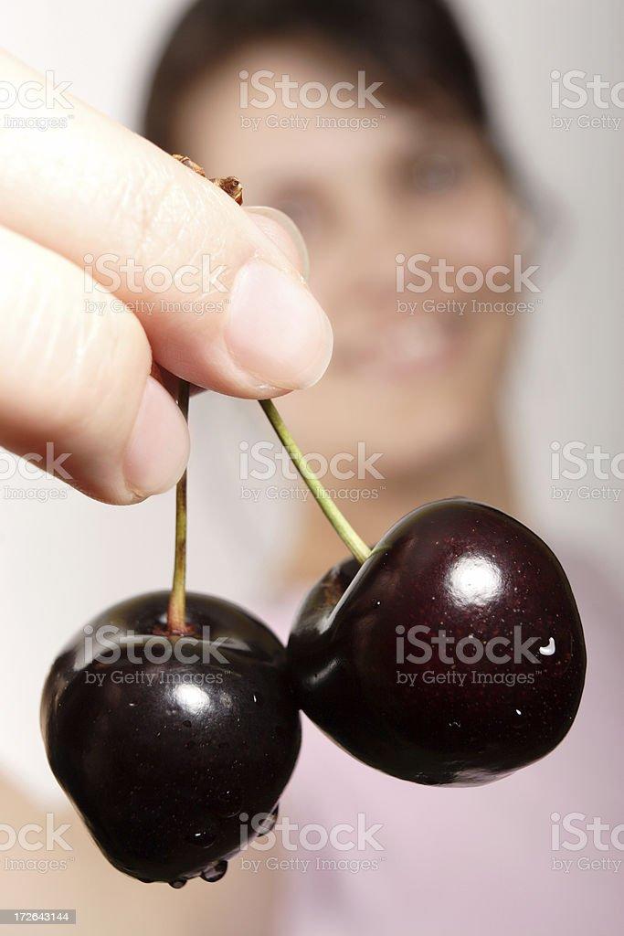Alcuni frutti? foto stock royalty-free