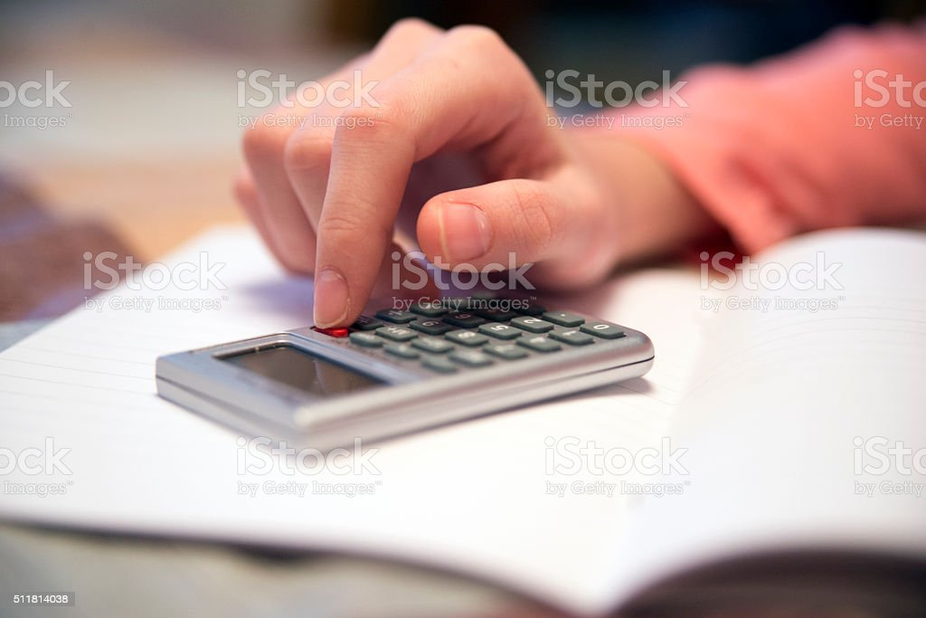 some hard work stock photo