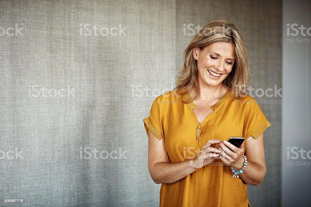 Some texts just make you smile stock photo