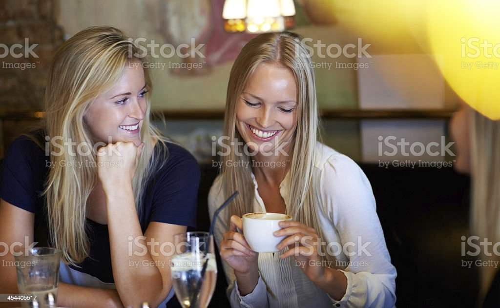 Some time out with my friends royalty-free stock photo