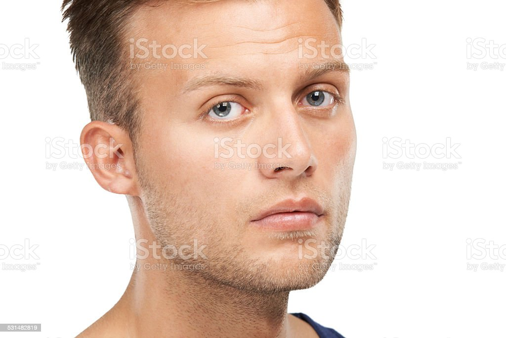 Someone you can trust to be straightforward stock photo