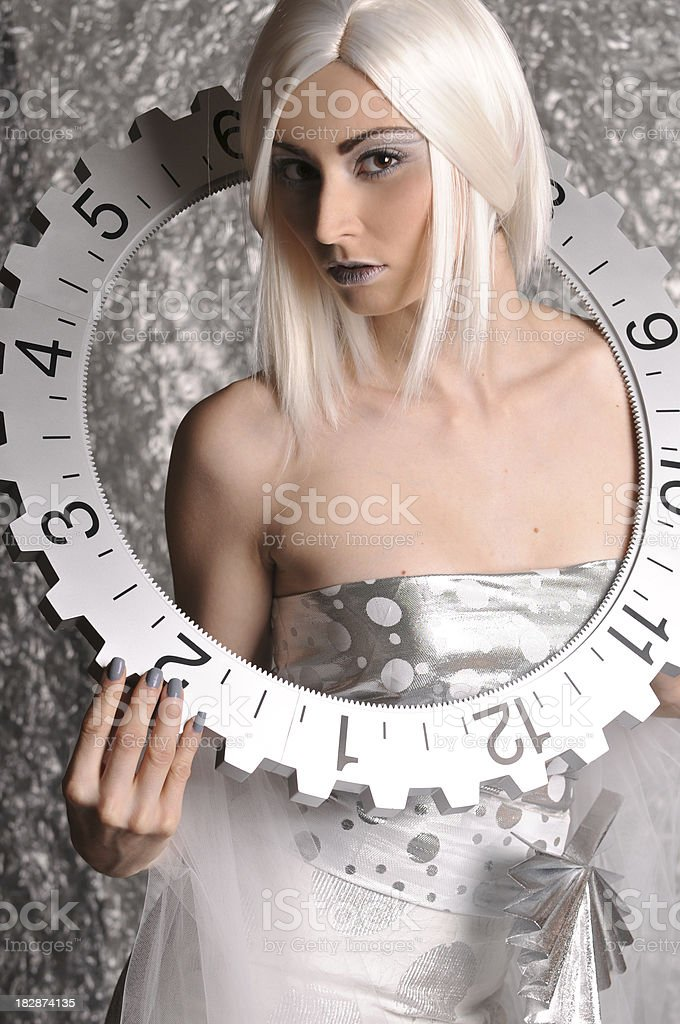 Somewhere in time royalty-free stock photo