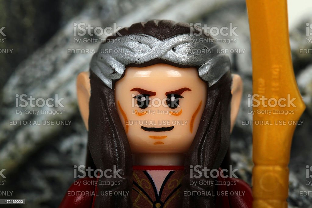 Son of E?rendil and Elwing. stock photo