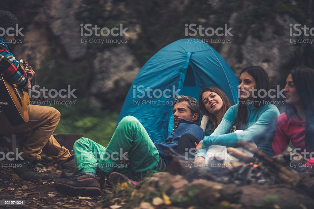 Song for our souls stock photo
