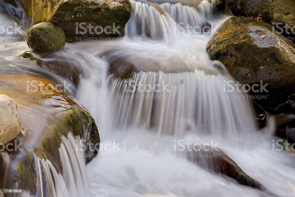 Song of the Stream series (XXL) royalty-free stock photo