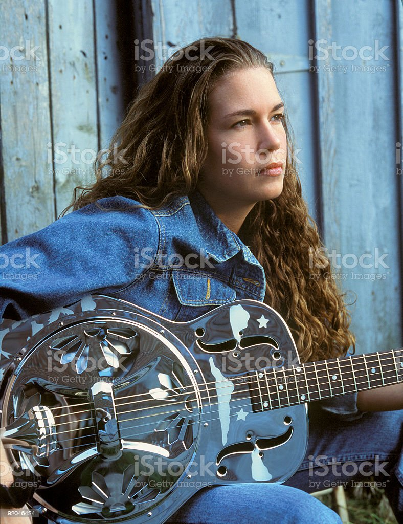 Songwriter 3 royalty-free stock photo