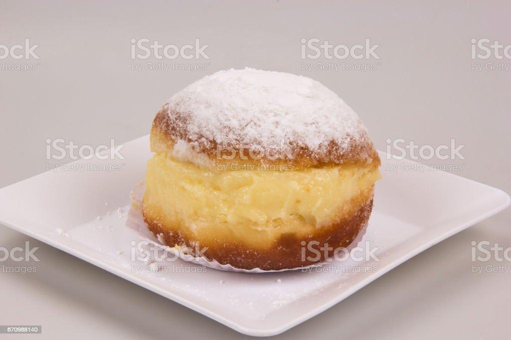 Sonho, Brazilian bakery dream. Brazilian typical sweet