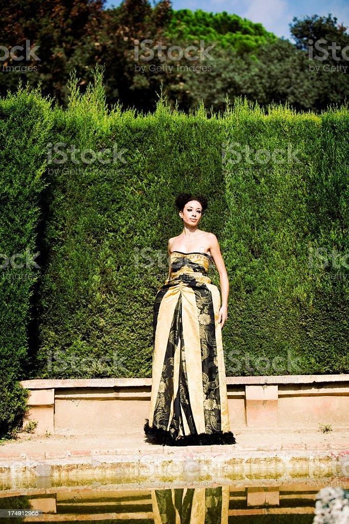 sophistication royalty-free stock photo