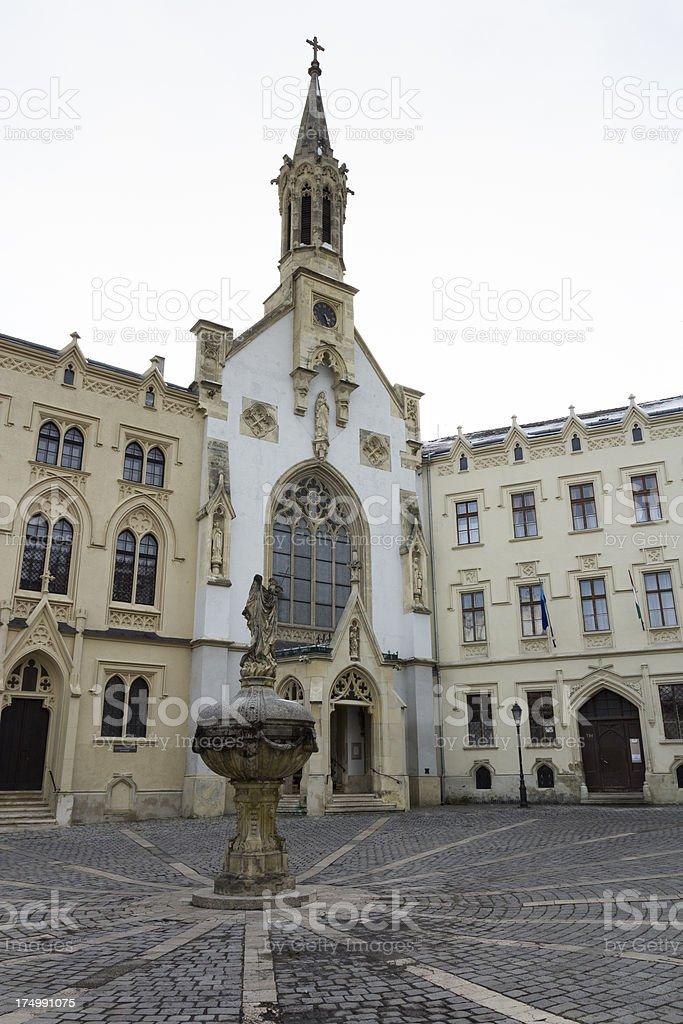 Sopron, Hungary royalty-free stock photo