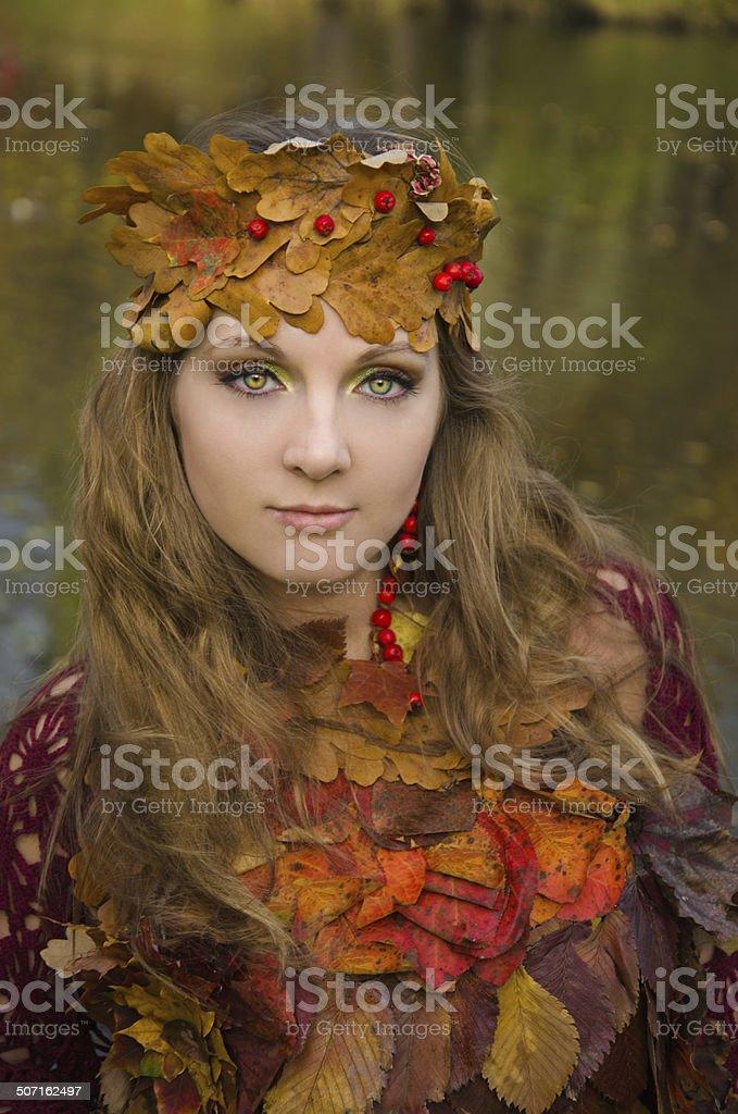 sorceress foto de stock royalty-free