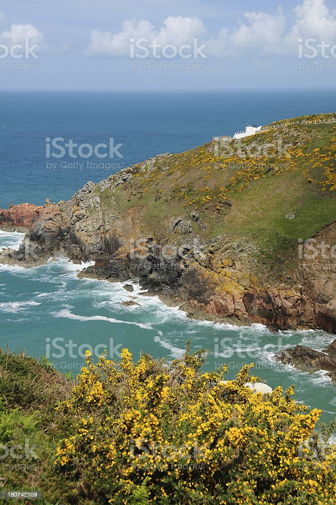 Sorel Point, Jersey. royalty-free stock photo