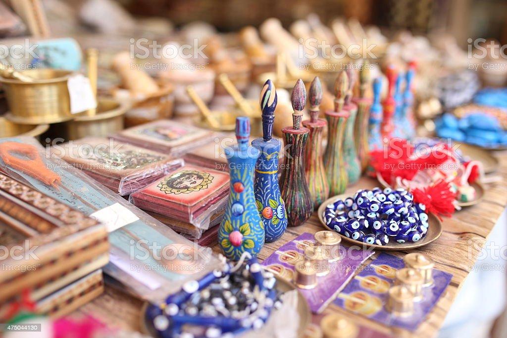 Sormeh - Bazaar stock photo