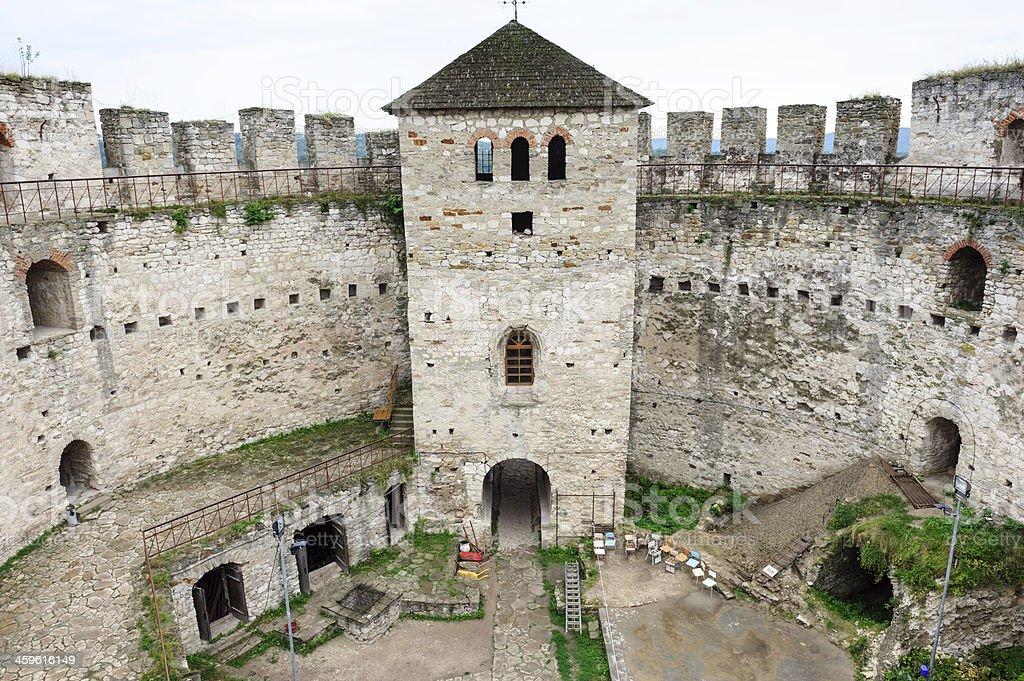 Soroca fortress, Republic of Moldova stock photo