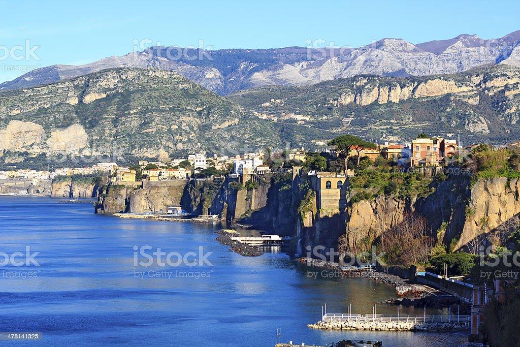 Sorrento, Italy stock photo