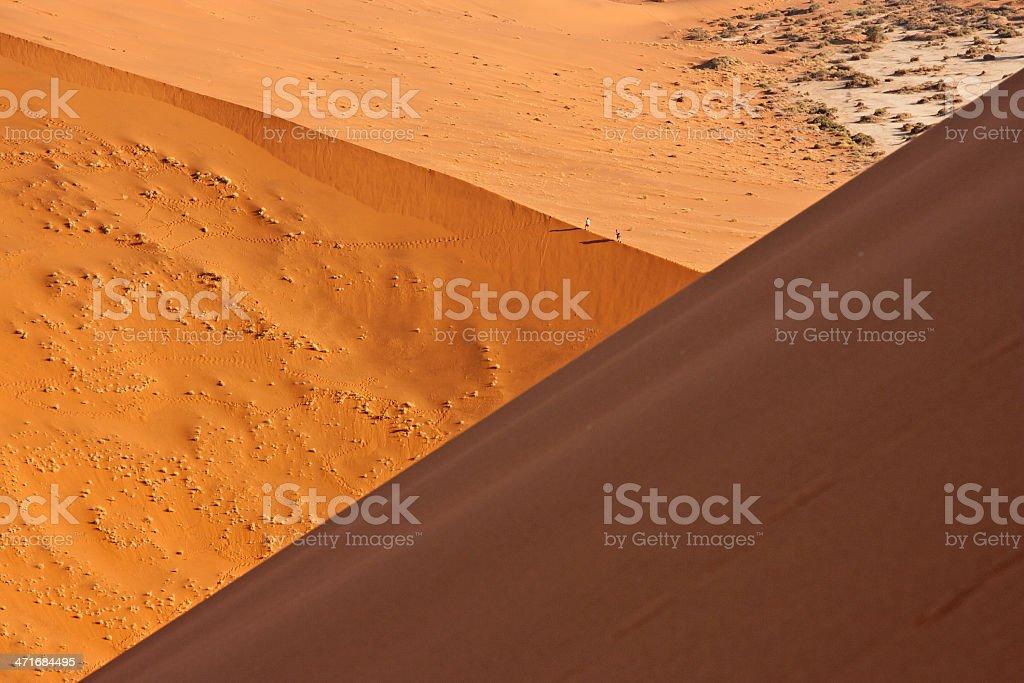 Sossusvlei-Namibia royalty-free stock photo