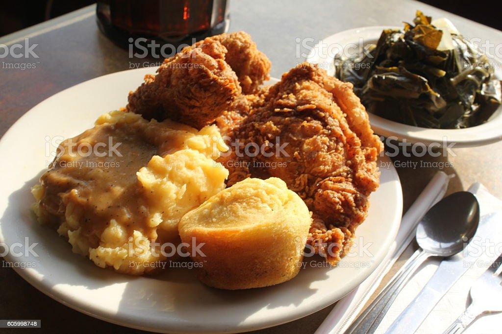 Soul food 1 stock photo