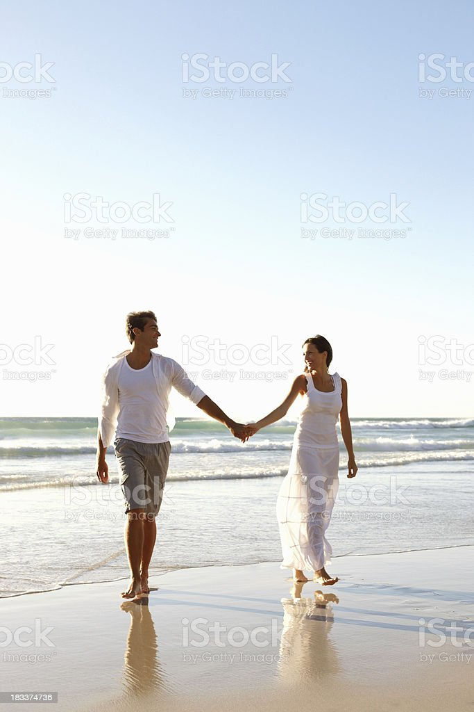 Soul mates royalty-free stock photo