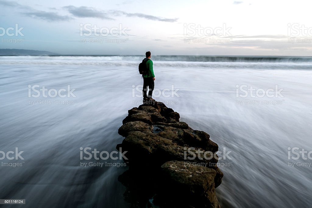 soul searching stock photo